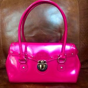 Beijo London Paris New York New Pink/Purple Purse
